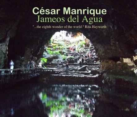 César Manrique, Lanzarote by Charles Davis