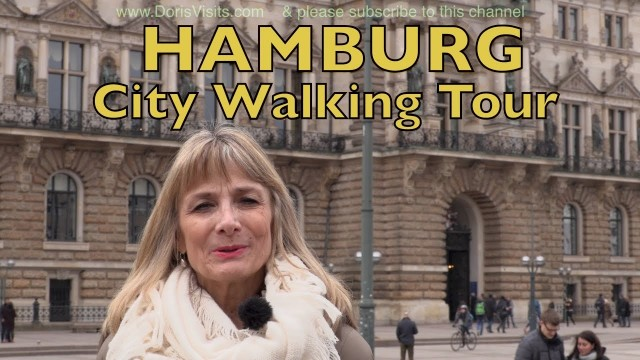 Hamburg City Walking Guide