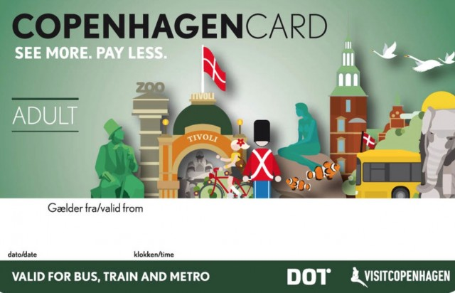 Copenhagen Card, the tours and what the cruiser operators say