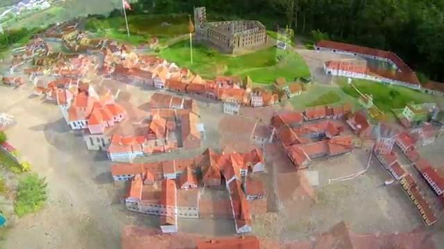 Fredericia and Middelfart, Denmark