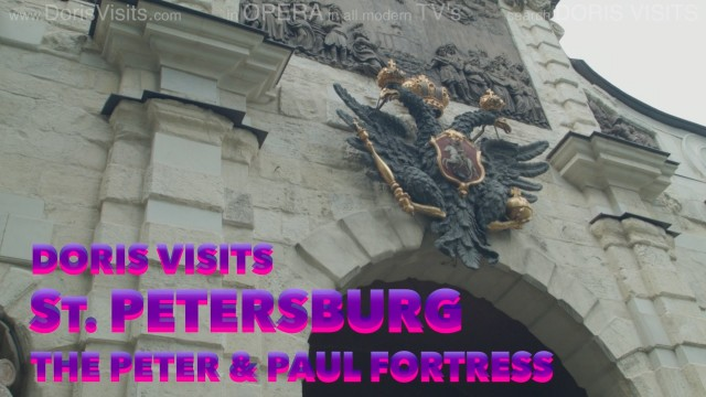 St Petersburg, PETER and PAUL FORTRESS