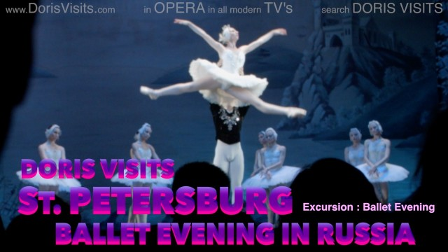 Russian Ballet Evening tour in St Petersburg – don't get bumped to an inferior theatre