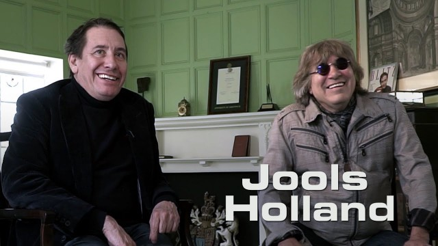 SAGA CRUISE big entertainment have JOOLS HOLLAND for 5 years