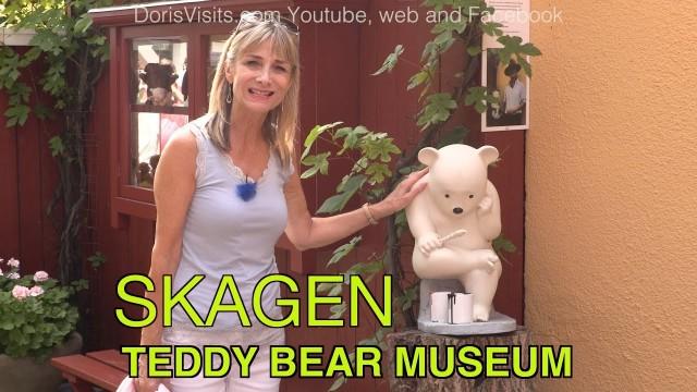 SKAGEN TEDDY BEAR MUSEUM – Bamsemuseum