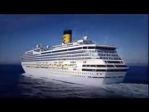 Costa Fortuna Ship Tour