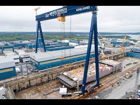 COSTA SMERALDA new Helios-class vessel