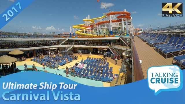 Carnival Vista heading for a new home in Galveston