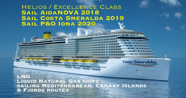 IONA rumours – what is LNG? Can I cruise THIS year from Southampton on first ship?