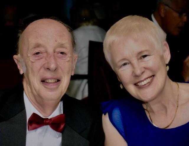 Keith and Nancy Appleyard – a daytime team