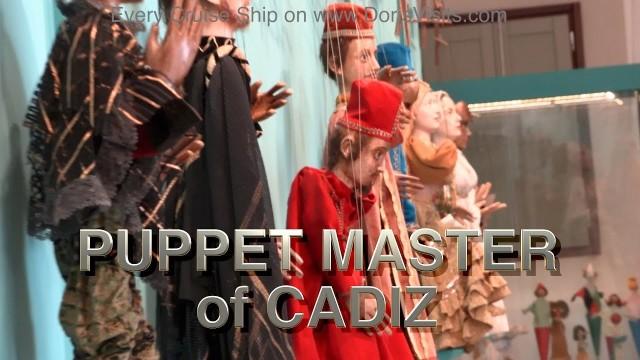 Museo del Titere – The Puppet Master of CADIZ – Francisco Peralta