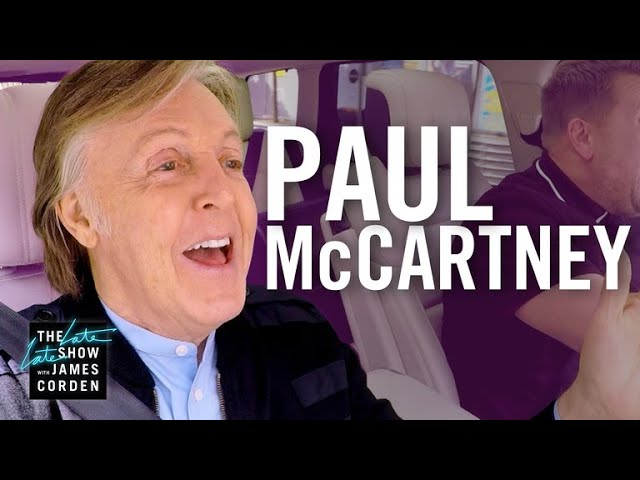 Liverpool Beatles Tour – with Paul McCartney