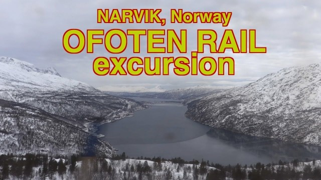 Narvik Ofoten Railway into Sweden
