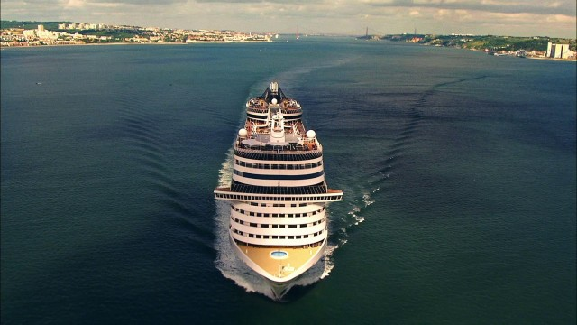 MSC Cruises the masters of the sea