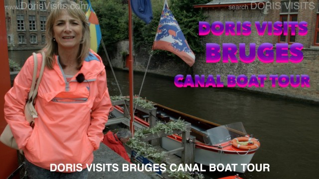 Bruges Canal Boat Tour – Baltic Cruise