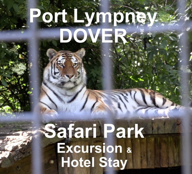 Dover's best kept secret – Lympne Safari Park HOTEL