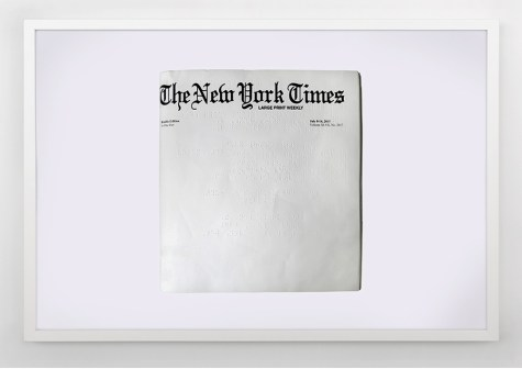 News to Be Read (The New York Times), 2013