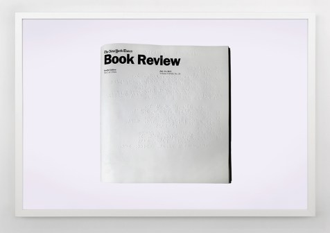 News to Be Read (The New York Times Book Review), 2013