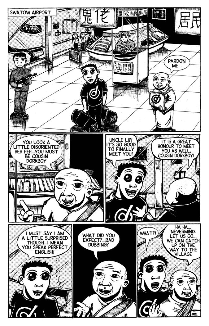 dorkboy #6.1 – China p.3