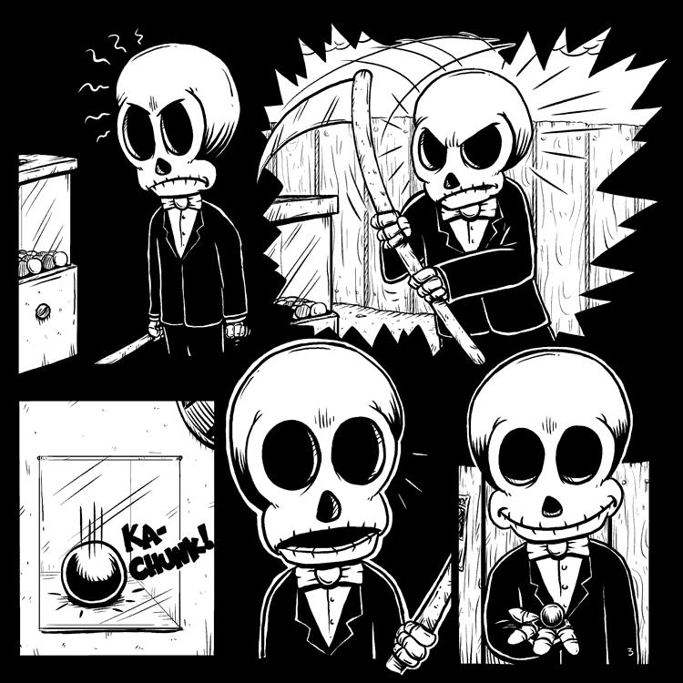 Skully – Lucky Dollar part three