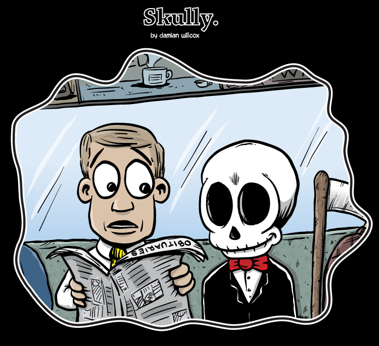 Skully – bus ride of doom