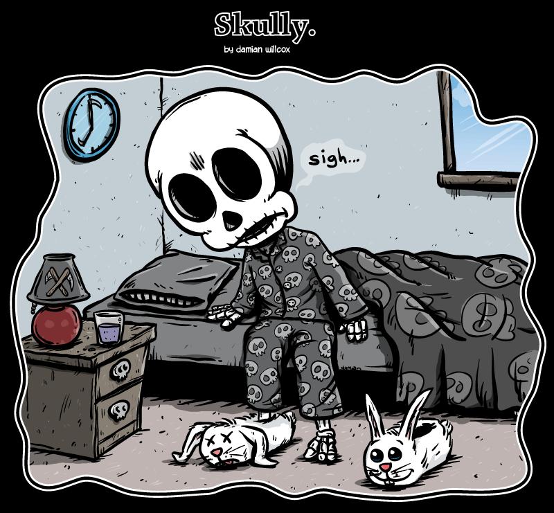 Skully – Good Mourning