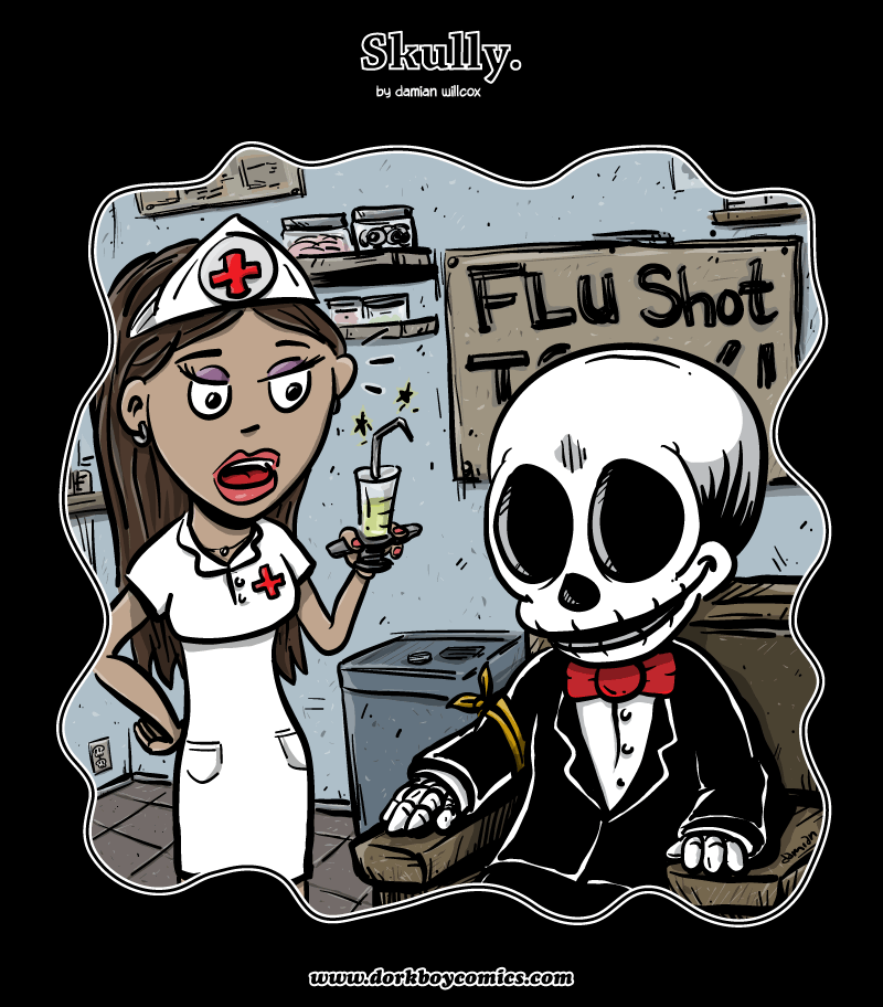 Skully – Drop the Needle