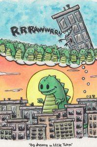 """""""rawr!"""