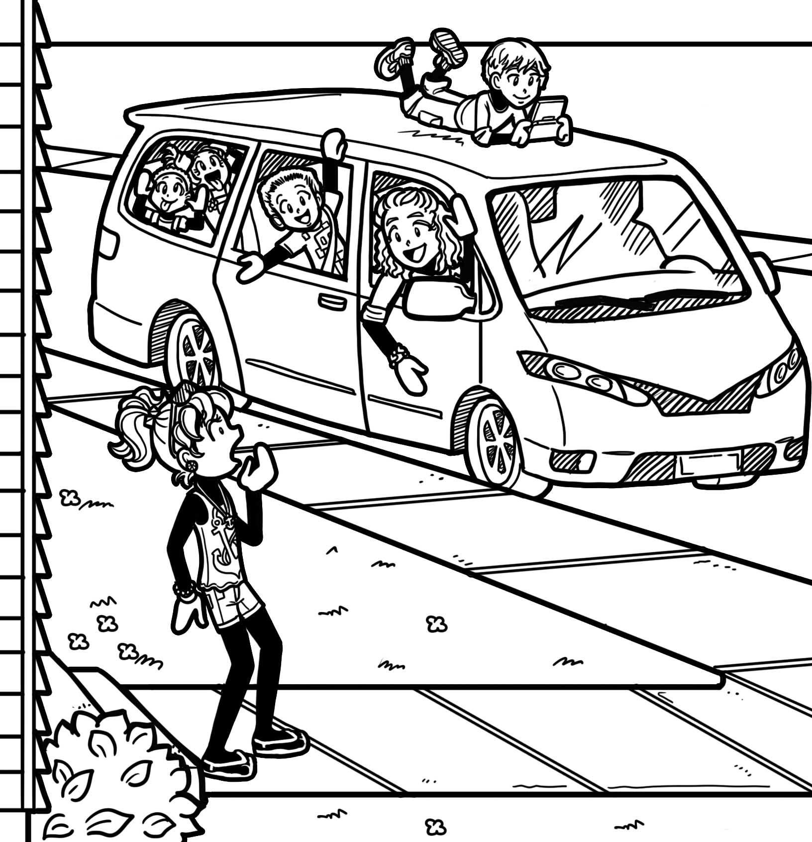 My Crazy Maxwell Cousins Are Coming Dork Diaries