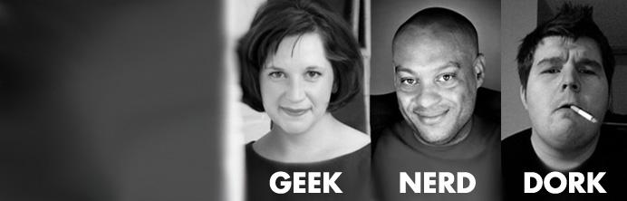 Geek Nerd Dork - J.M. Frey, Gavin Stephens, Jeff Brown