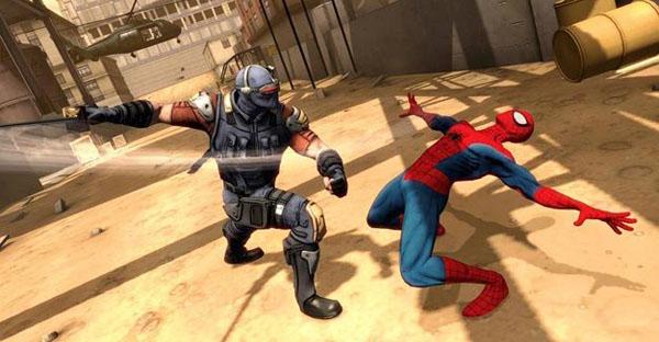 Spider-Man: Shattered Dimensions - Amazing Spider-Man