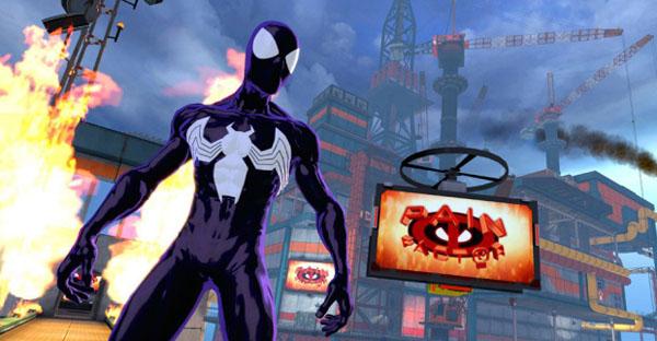 Spider-Man: Shattered Dimensions - Ultimate Spider-Man