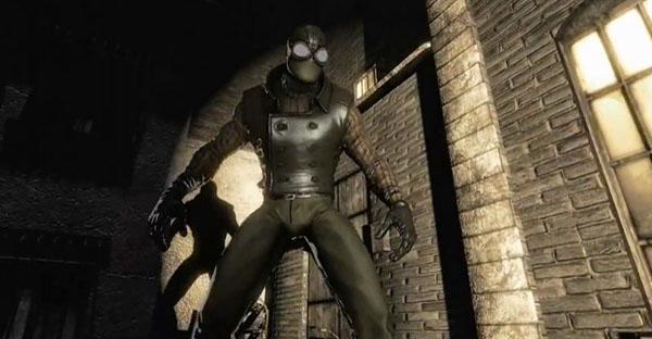 Spider-Man: Shattered Dimensions - Noir Spider-Man
