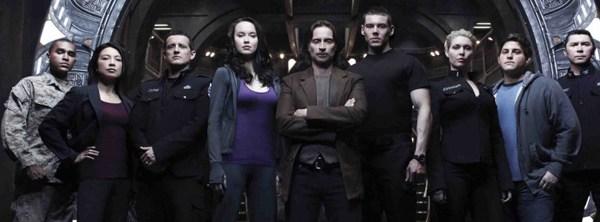 Stargate: Universe Cast - Featured