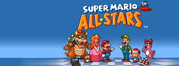 Super Mario All-Stars Wii - Featured