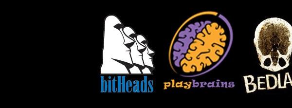 bitheads playbrains bedlam games - Ascension CrossMedia Inc.
