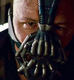 The Dark Knight Rises - Bane (Tom Hardy) - F2