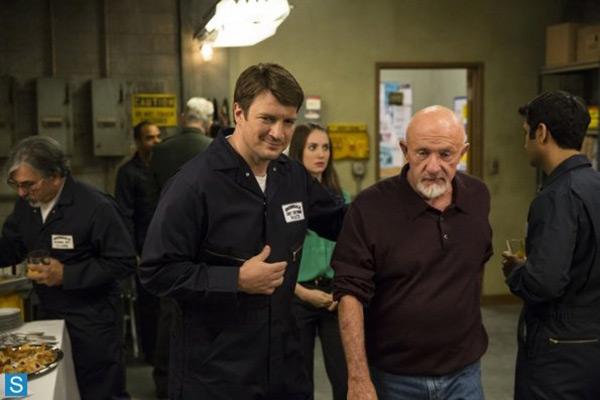 Community - Season 5 Episode 6 - Analysis of Cork-Based Networking - Nathan-Fillion