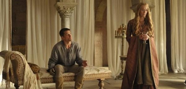 Game of Thrones - Season 4 Episode 1 - Jaime Cersei