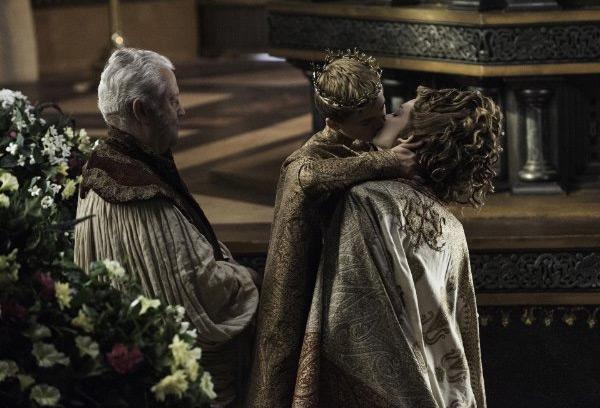 Game of Thrones - Season 4 Episode 2 - Joffrey Margaery