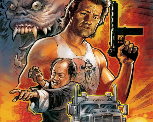 Big Trouble in Little China comic