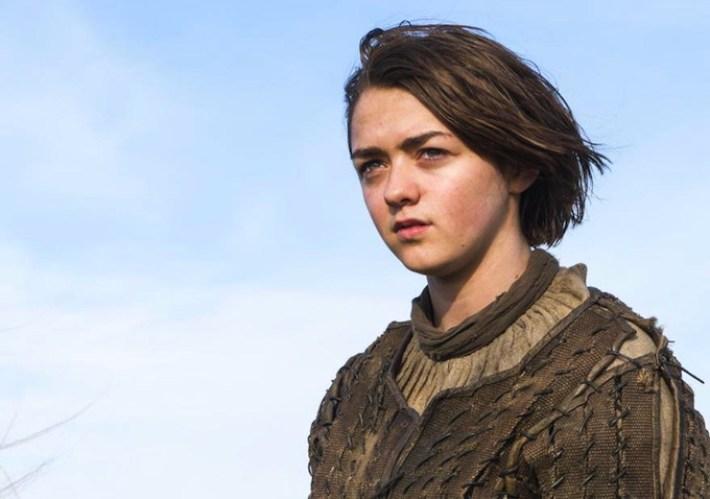 Game of Thrones Season 4 Episode 10 Arya 2