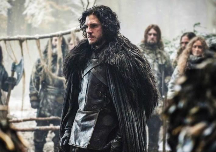 Game of Thrones Season 4 Episode 10 Jon