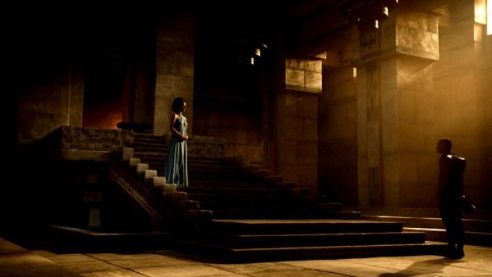Game of Thrones Season 4 Episode 8 Missandei Grey Worm