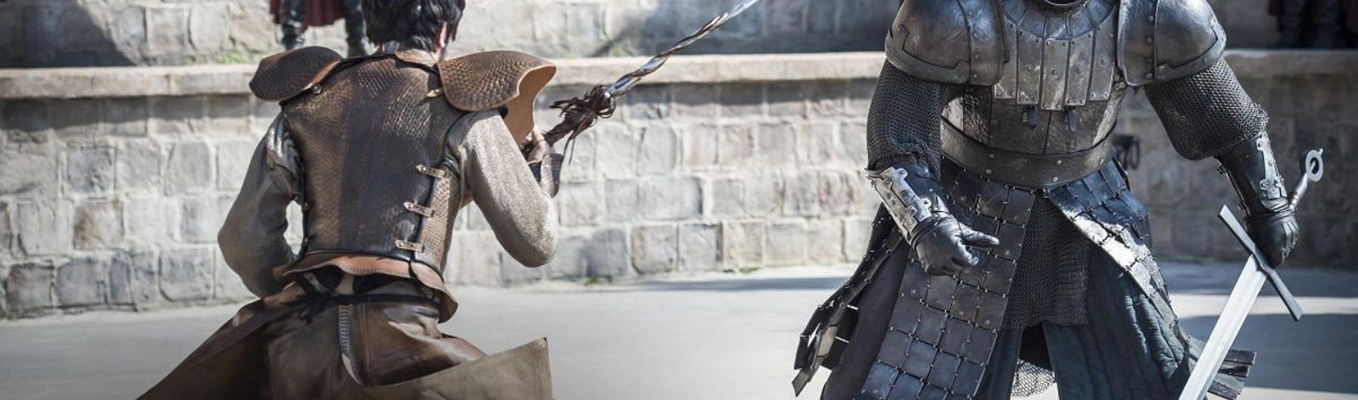 Game of Thrones - Season 4 Episode 8 - Viper-and-Mountain