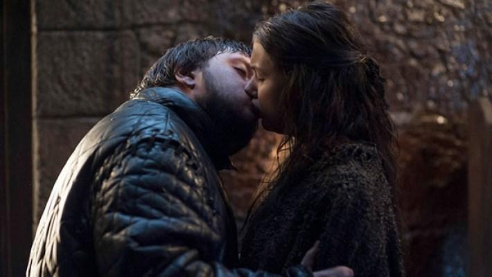 Game of Thrones Season 4 Episode 9 Sam Gilly
