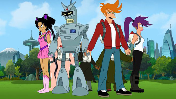 the top 10 new episodes of futurama part 2 the shelf