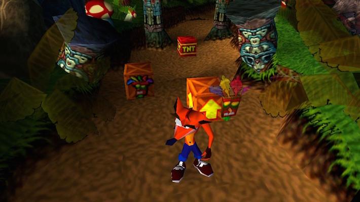 Crash-bandicoot-screenshot
