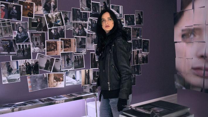 jessica-jones-photo-wall