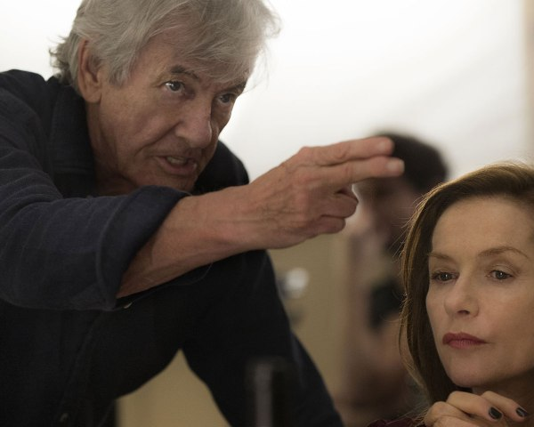 Elle - Paul Verhoeven and Isabelle Huppert