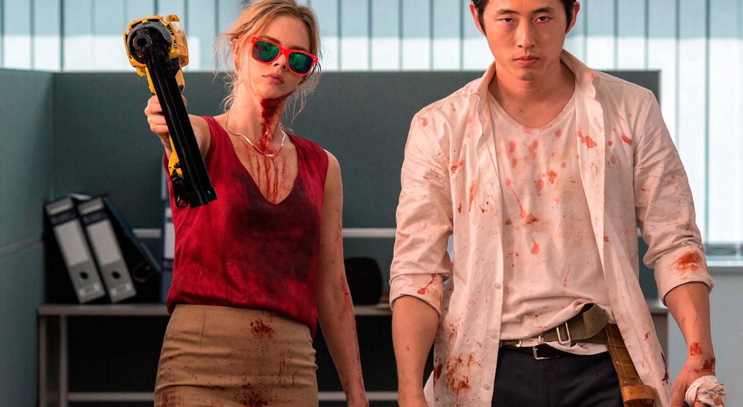 Mayhem Steven Yeun